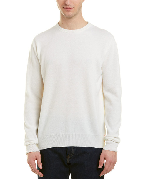 President's Crewneck Wool Sweater~1010084350