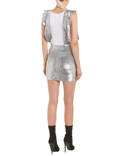 Iro Sequined Mini Skirt~1411014950