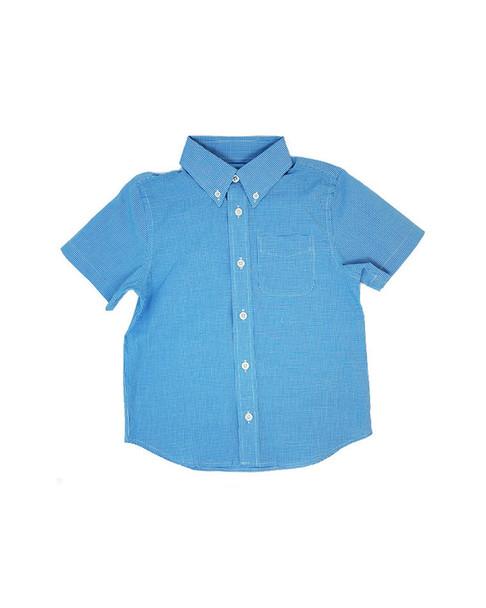E-Land Kids Gingham Woven Shirt~1511744635