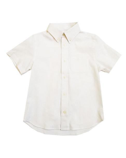 E-Land Kids Linen Woven Shirt~1511744639