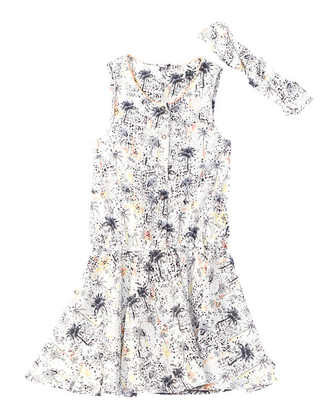 3 Pommes Printed Dress~1511771977