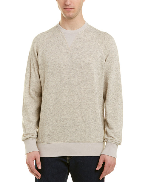President's Crewneck Wool-Blend Sweater~1010084357