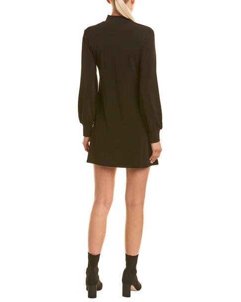 BCBGeneration Mock Neck Shift Dress~1411663499