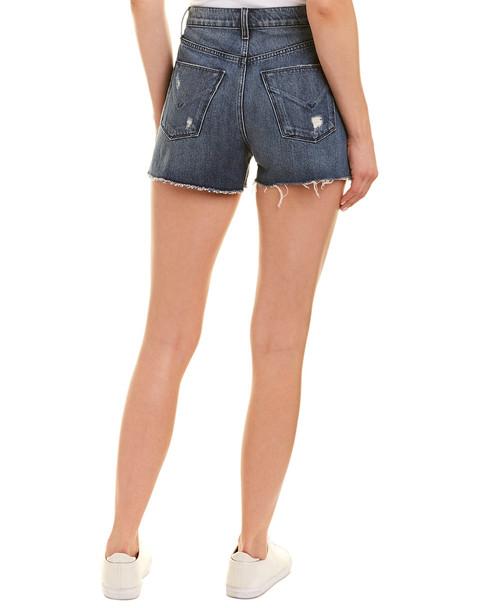 HUDSON Jeans Sade Topaz Lace-Up Short~1411839094