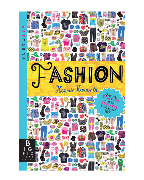 Penguin Random House ArtCards: Fashion~50408865300000