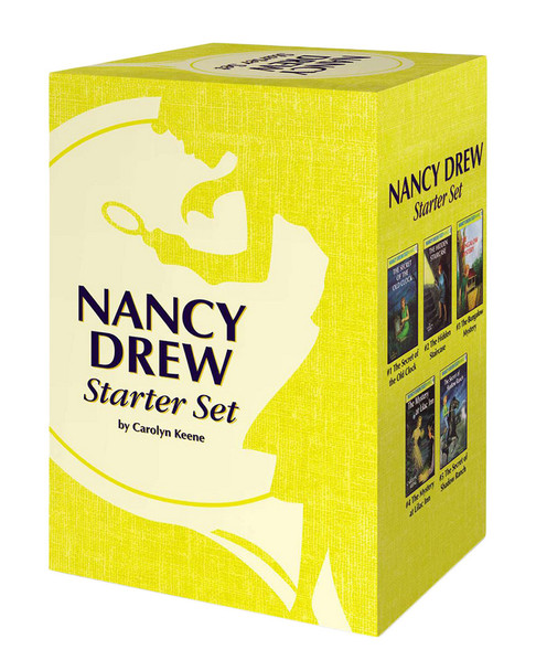 Penguin Random House Nancy Drew Starter Set~50408865460000