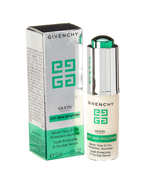 Givenchy 0.5oz Vax'in Protecting D-Tox Eye Serum~11110607970000