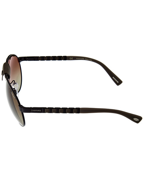 Chopard Men's SCHB33 531P 62mm Polarized Sunglasses~11110917380000
