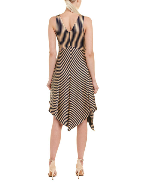 Jonathan Simkhai Asymmetrical Midi Dress~1411088306