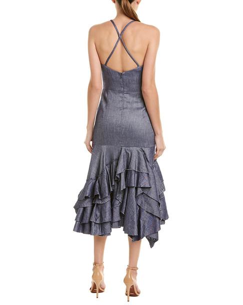 Milly Apron Midi Dress~1411203327