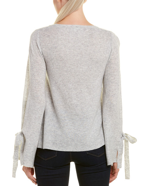 Willow & Clay Bell-Sleeve Sweater~1411483144
