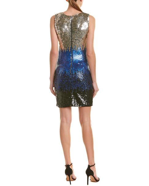 alice + olivia Sequin Sheath Dress~1411717526