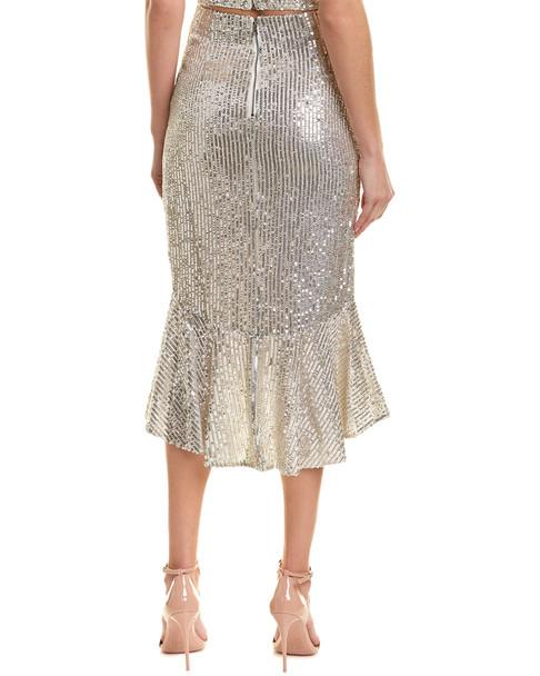 alice + olivia Kina Midi Skirt~1411764406