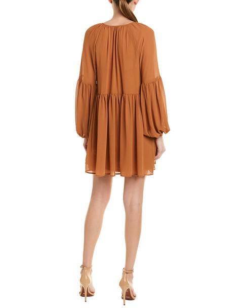Show Me Your Mumu Sienna Swing Tunic Dress~1411857849