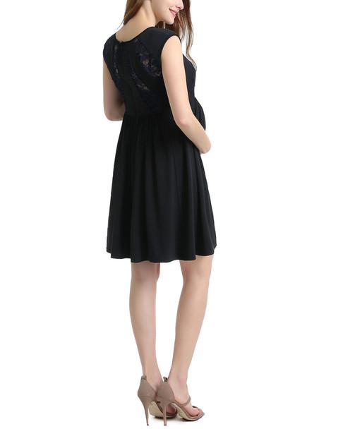 kimi + kai Maternity Lara Babydoll Dress~1411063899