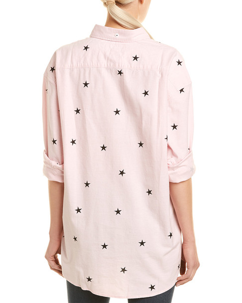 Current/Elliott The Mira Star Shirt~1411173525