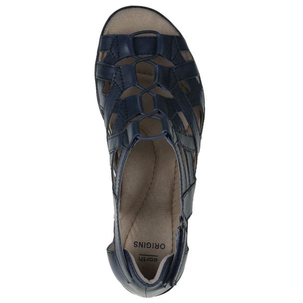 Earth Origins Belle Bridget Women Shoes~ADMIRAL BLUE*7206187WWLEA