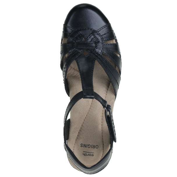 Earth Origins Marietta Michaela Women Shoes~BLACK*7206321WWLEA