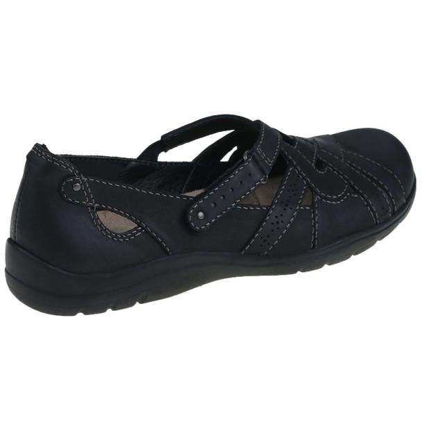 Earth Origins Rapid Teddy Women Shoes~BLACK*7206356WWVLE
