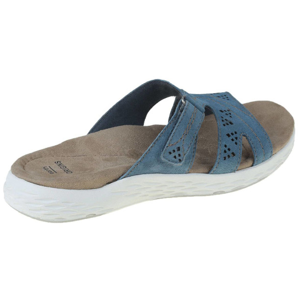 Earth Origins Westfield Waverly Women Shoes~MOROCCAN BLUE*7206352WWSDE