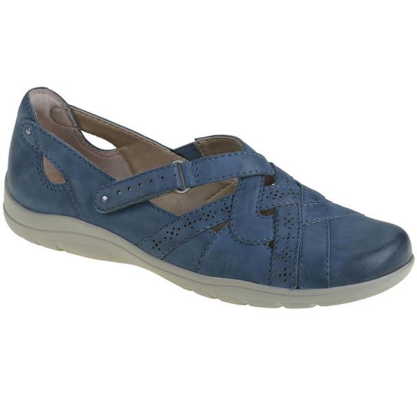 Earth Origins Rapid Teddy Women Shoes~MOROCCAN BLUE*7206356WVLE