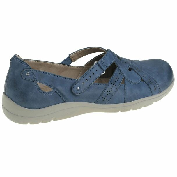 Earth Origins Rapid Teddy Women Shoes~MOROCCAN BLUE*7206356WWVLE