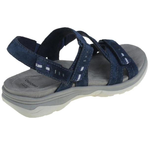 Earth Origins Higgins Holland Women Shoes~NAVY BLUE*7206350WWSDE