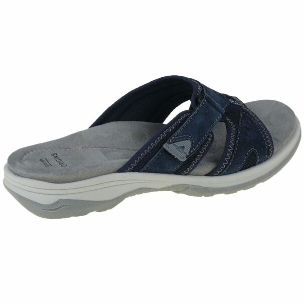 Earth Origins Higgins Henley Women Shoes~NAVY BLUE*7206474WWSDE