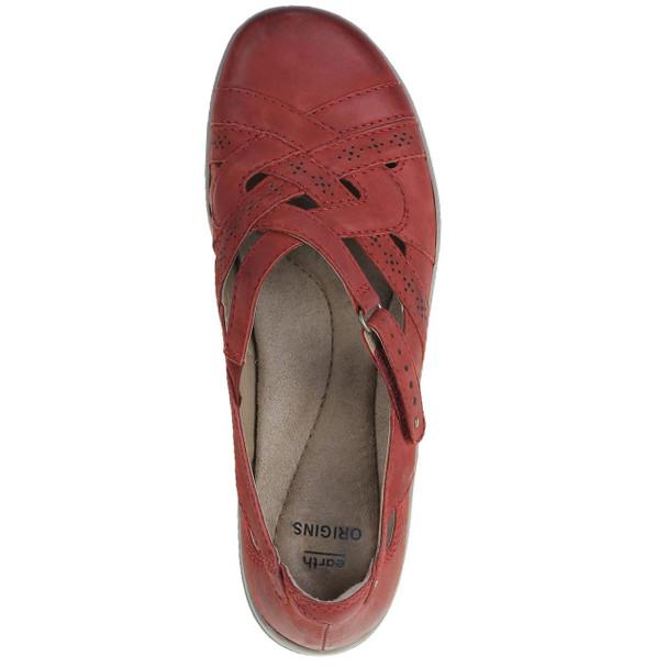 Earth Origins Rapid Teddy Women Shoes~RED*7206356WWVLE