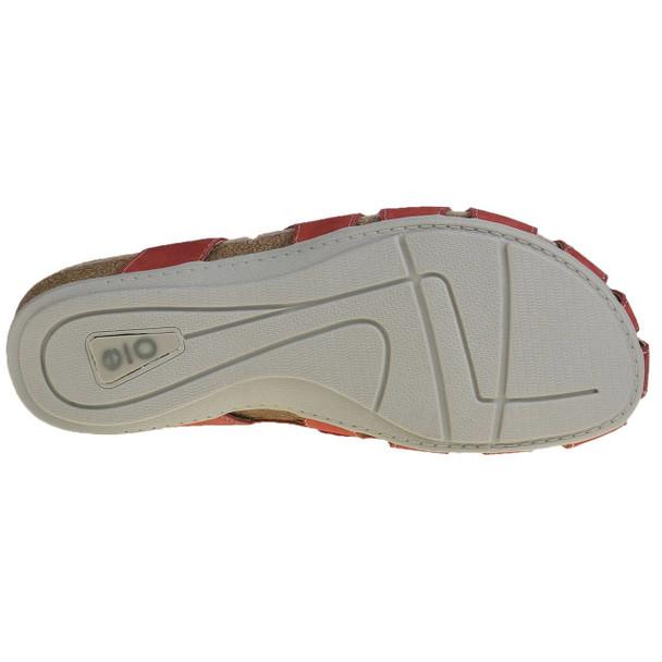 Earth Origins Bosk Benji Women Shoes~RED*7206360WWVLE