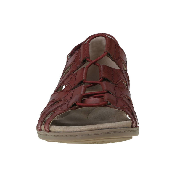 Earth Origins Belle Bridget Women Shoes~REGAL RED*7206187WWLEA