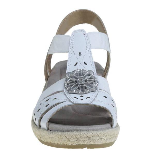 Earth Origins Naples Nanci Women Shoes~WHITE*7206551WLEA