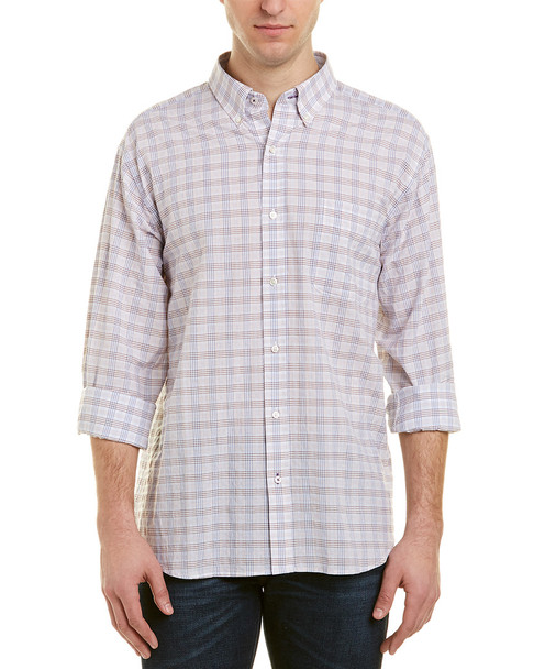 J.McLaughlin Carnegie Plaid Woven Shirt~1010107371