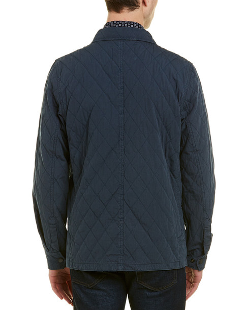 Scotch & Soda Classic Quilted Shirt Jacket~1010137868