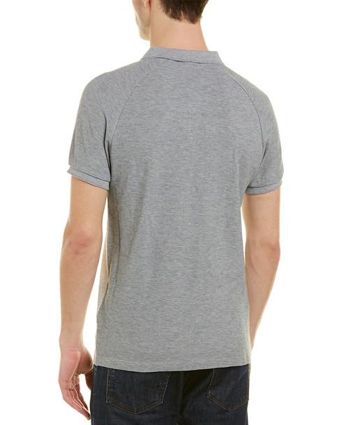 Scotch & Soda Pique Structured Polo Shirt~1010137884