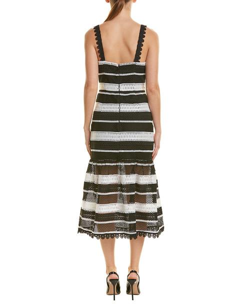 Talulah Lace Midi Dress~1050739030