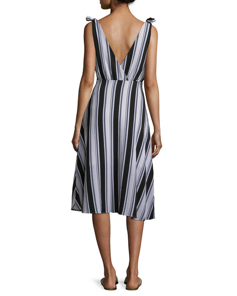 Ali & Jay Stripe Midi Dress~1050795218