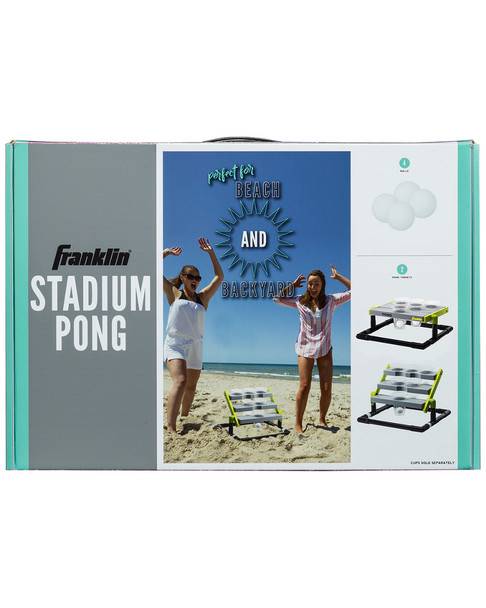 Franklin Sports 6 Cup Stadium Pong~11110040160000