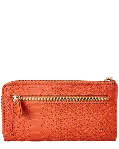 GiGi New York Embossed Leather Wallet~11601130110000