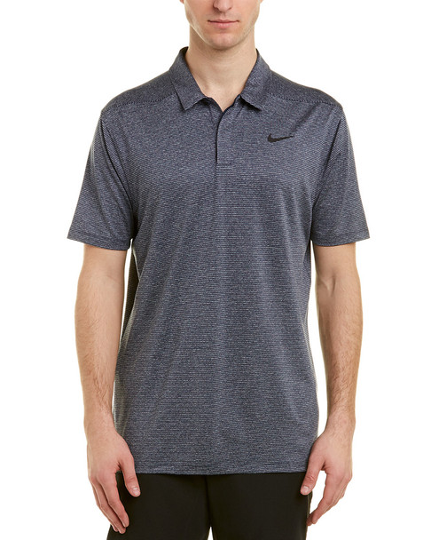 Nike Golf Control Stripe Polo Shirt~1211080502