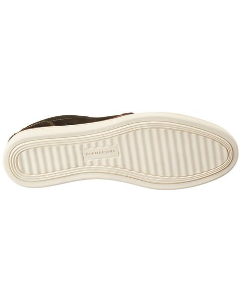Donald Pliner Travis Leather Slip-On Sneaker~1312111559