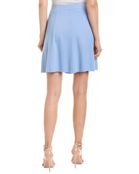 Three Dots Ponte Skirt~1411036160