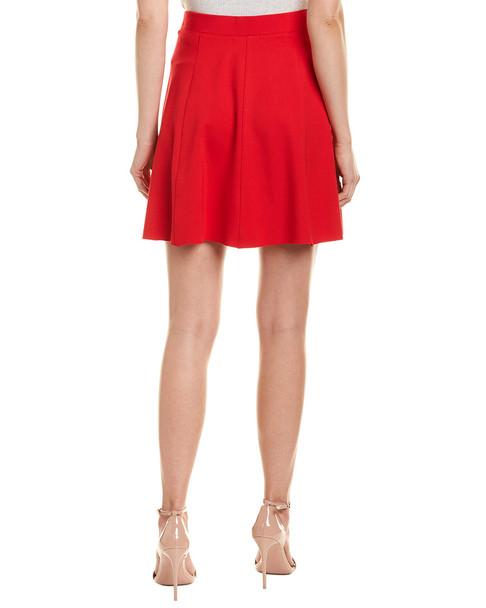 Three Dots Ponte Skirt~1411036161