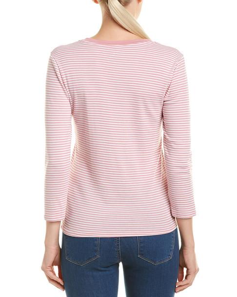 Three Dots V-Neck T-Shirt~1411293709