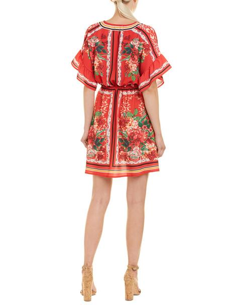 Flying Tomato Floral Mini Dress~1411389762
