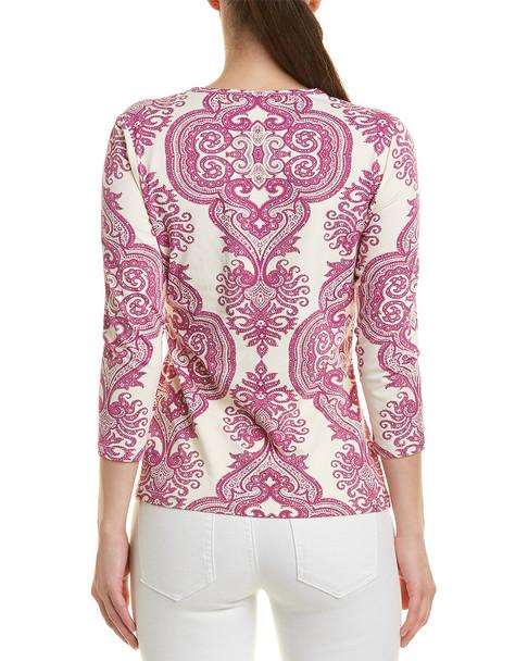 J.McLaughlin Catalina Cloth Top~1411776722