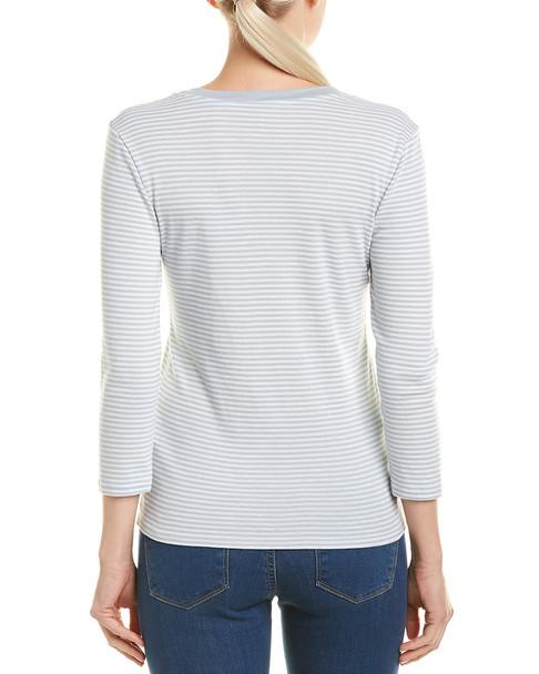 Three Dots Stripe T-Shirt~1411856031