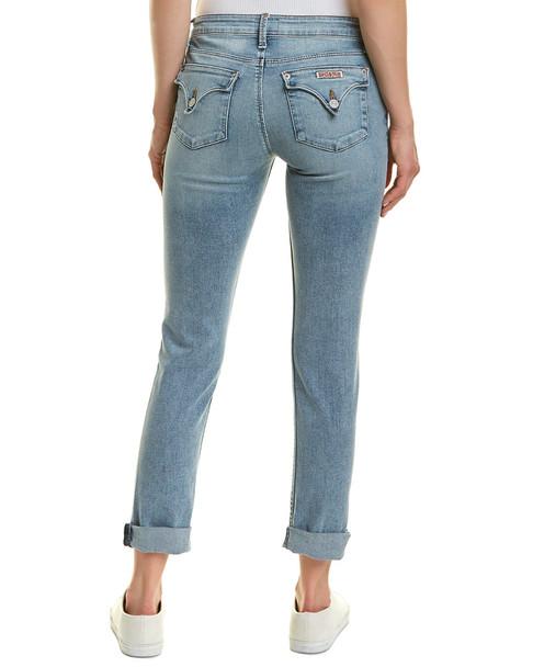 HUDSON Jeans Bacara Mystic Blue Crop~1411865125