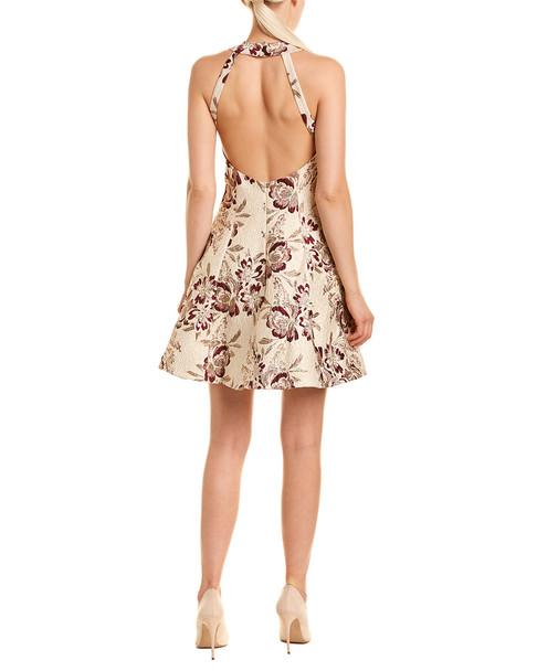 Dress the Population Hannah A-Line Dress~1452064961