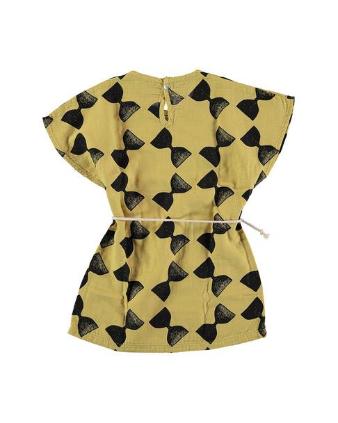 Picnik Wavy Grid Print Tunic~1511772161
